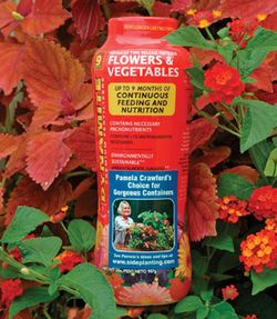 2 LB. PAMELA CRAWFORD'S CHOICE FERTILIZER
