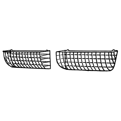 EXPANDABLE CLASSIC HAYRACK WITHOUT LINERS (2 PC)