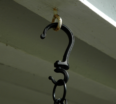 CS/10 HANGING PLANT SWIVEL HOOK