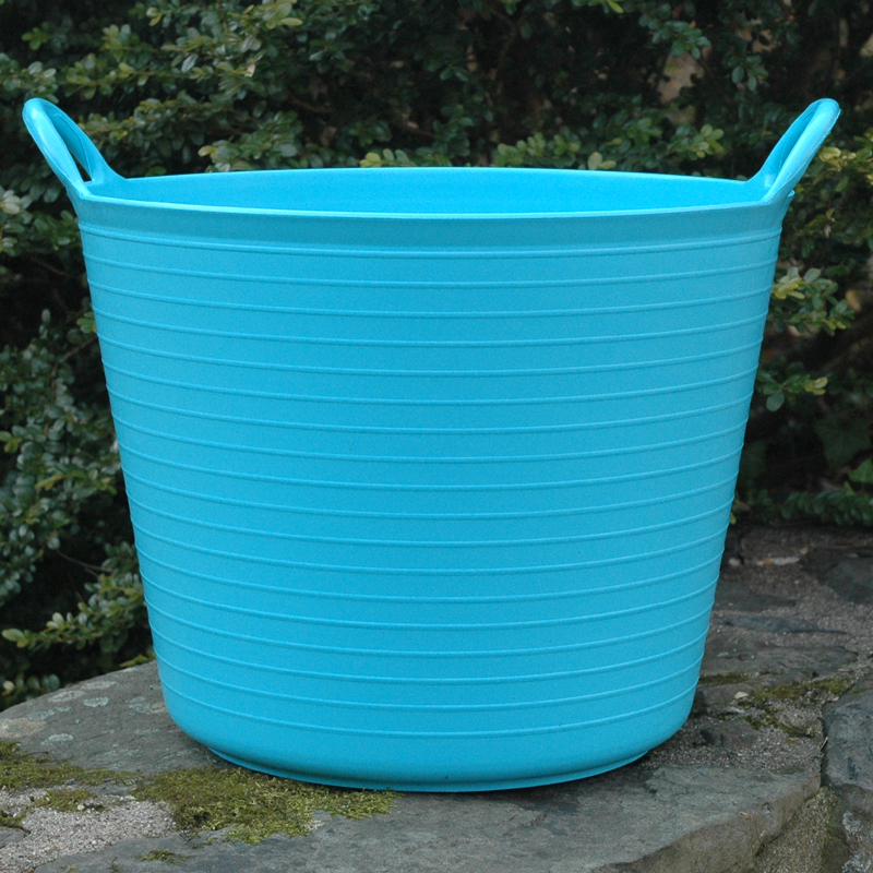 CS/5 SMALL AQUA TRUG TUB