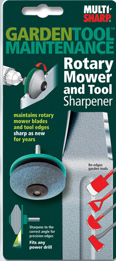 CS/10 MOWER BLADE AND TOOL SHARPENER