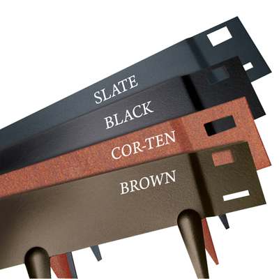 (A5) - BLACK EVEREDGE-3 (5 SECTIONS)