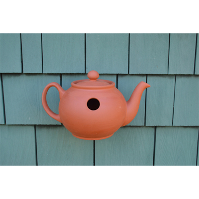 Cs/3 - Teapot Wall Bird Nester