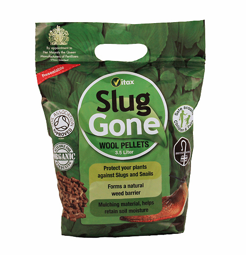 Cs/6 - Slug Gone Wool Pellets