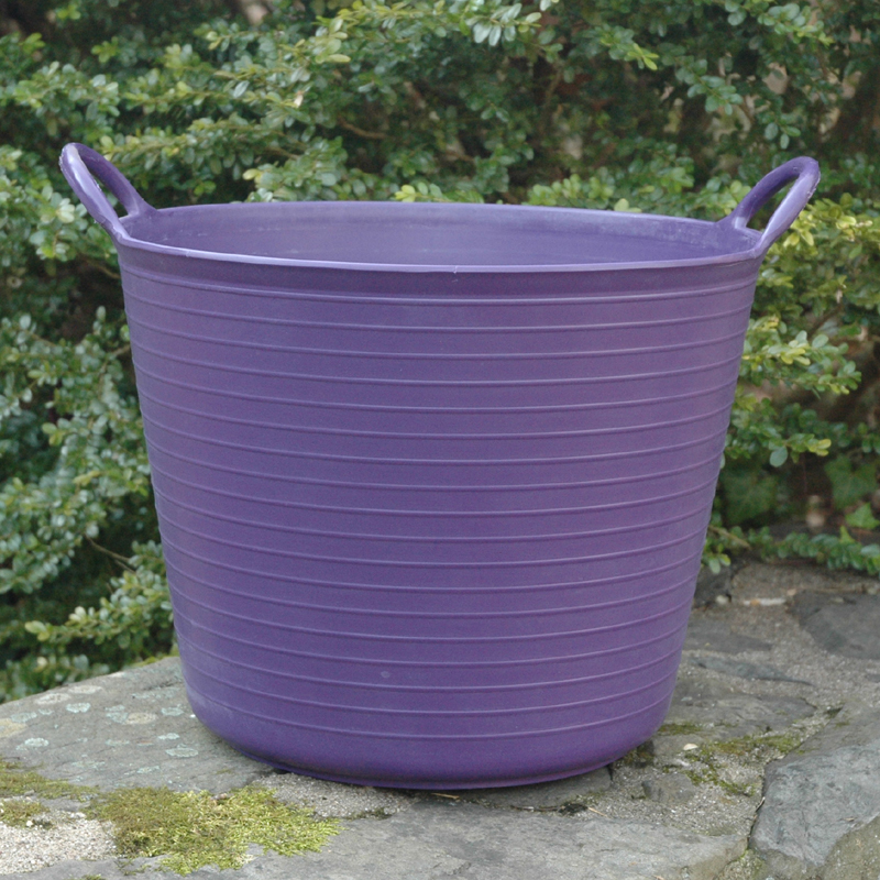 CS/5 SMALL PURPLE TRUG TUB
