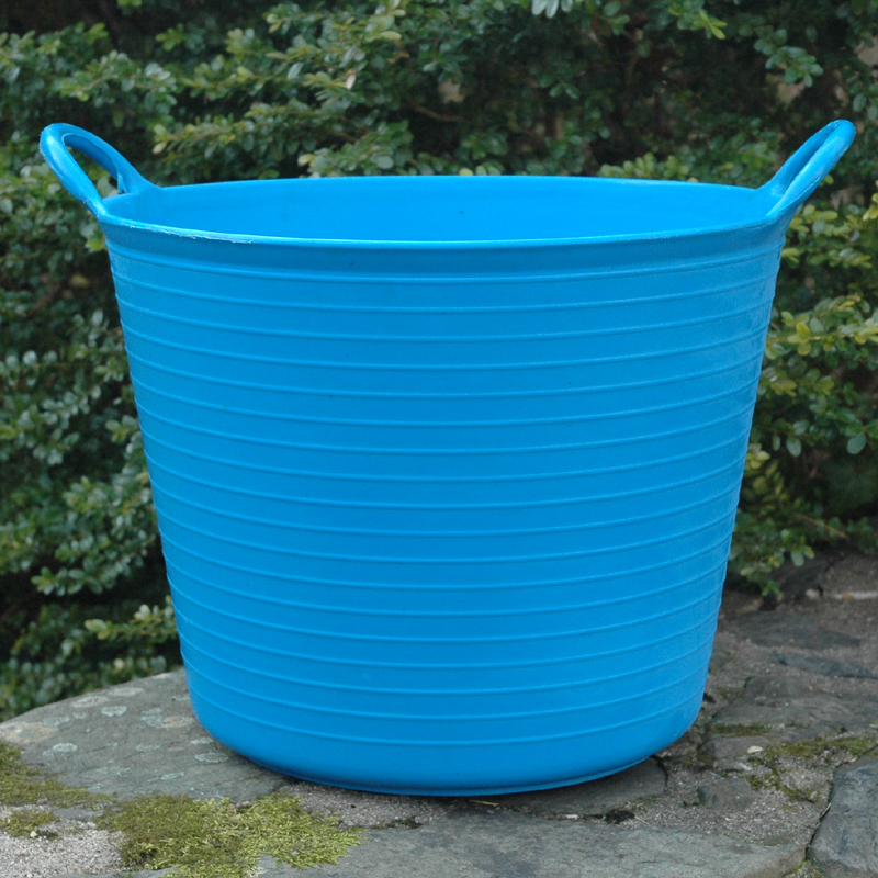 CS/5 SMALL BLUE TRUG TUB