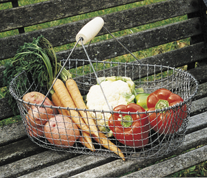 CS/5 VEGETABLE HARVEST BASKET
